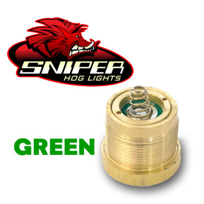 SNIPER HOG 66LRX GREEN Led Pill (RRP £35)