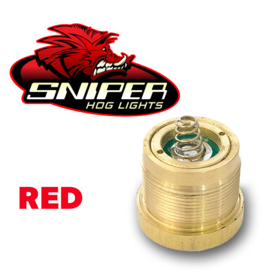 SNIPER HOG 66LRX RED Led Pill (RRP £35)